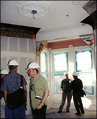 Fallon Building Interior
